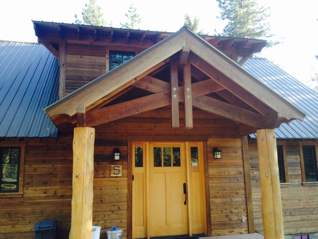 Goat Creek Cabins