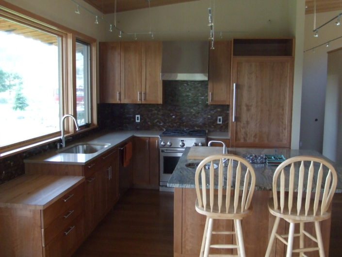 Winthrop Home kitchen