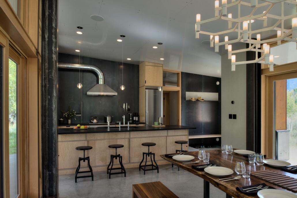 Kitchen Mazama Modern Ranchero