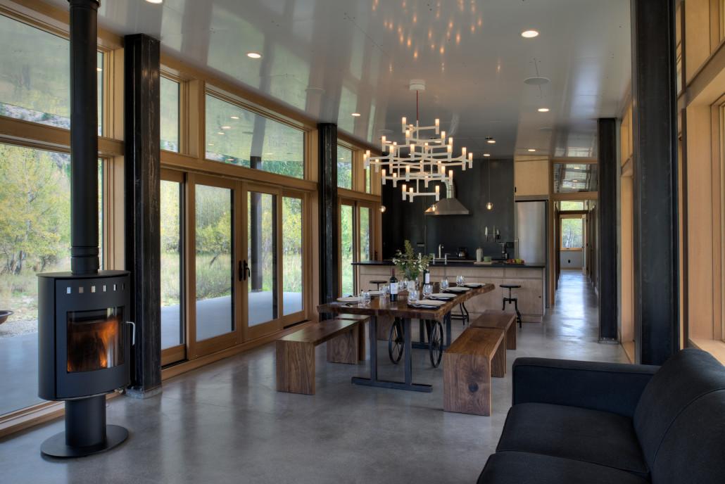 Living Room Mazama Ranchero