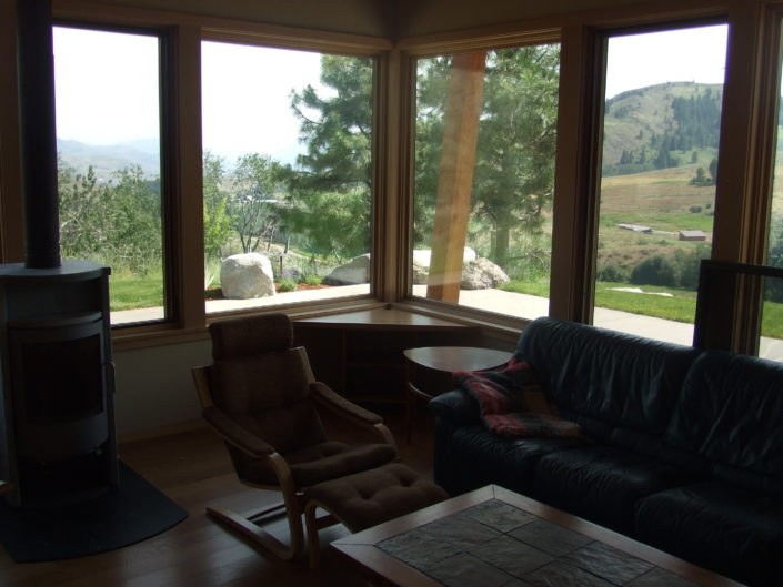 Solar Panels Winthrop Home