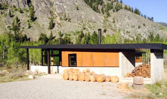 Methow Valley Builders | Mazama Ranchero